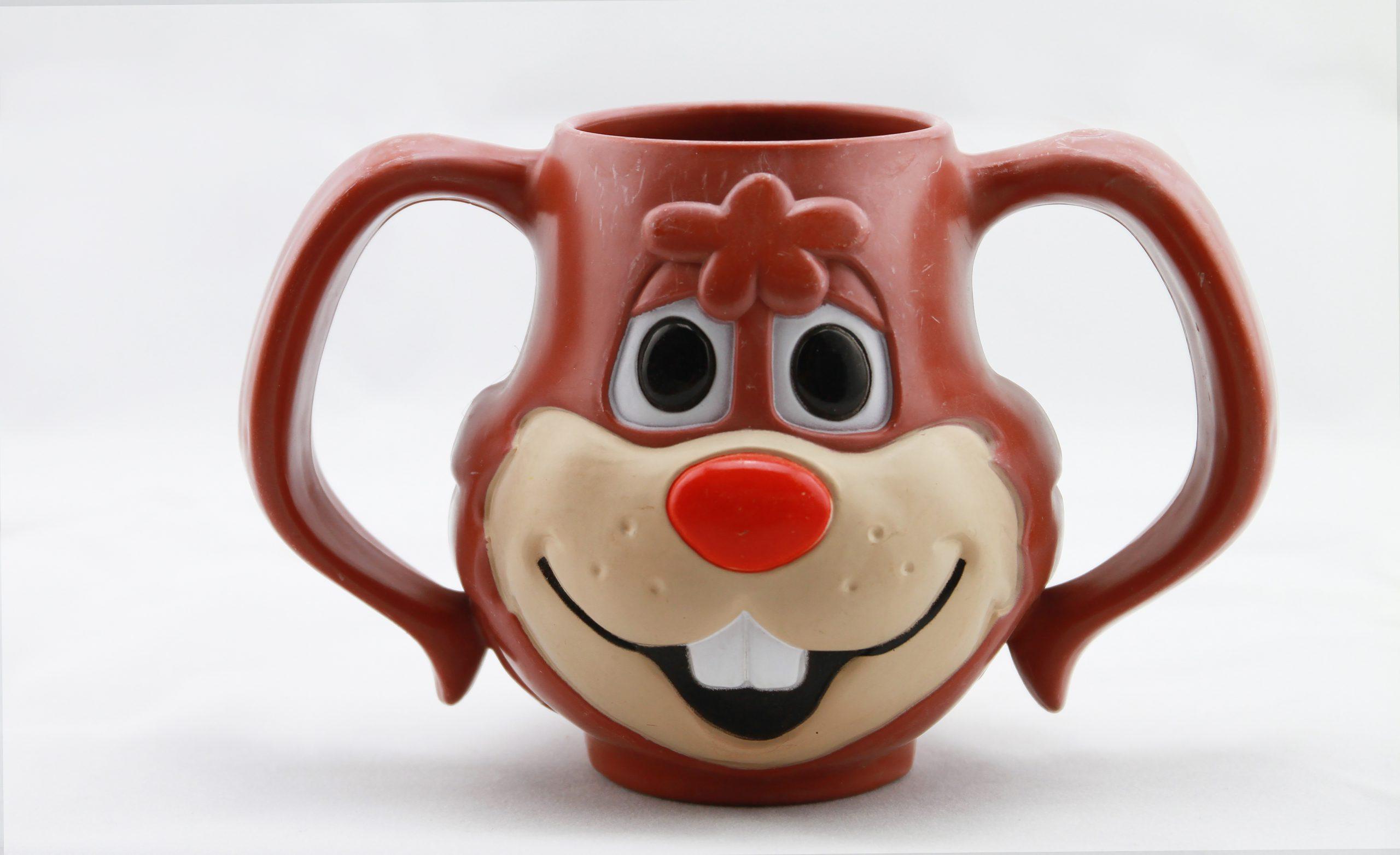 Vintage Nestle Nesquik Bunny Mug