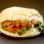 A chicken sandwich (general photo, not specific to CFA)